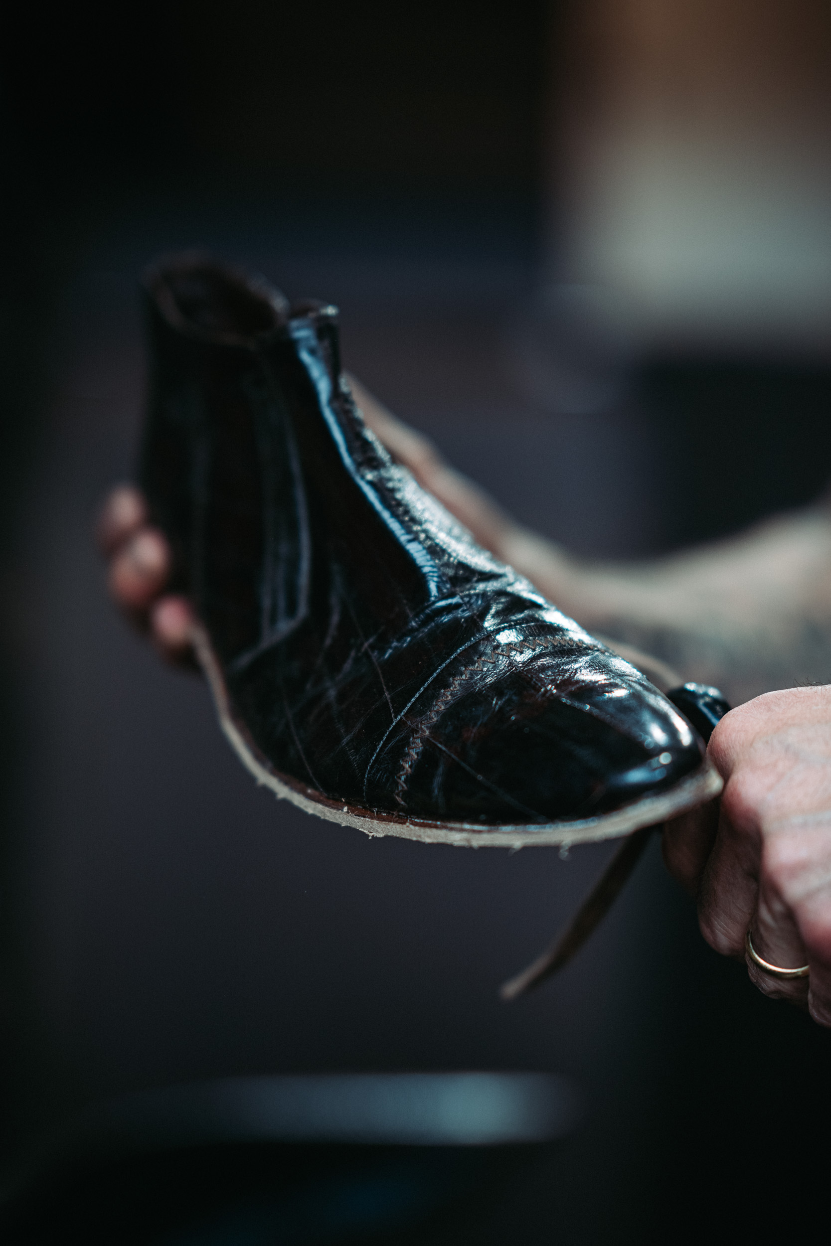 ressemelage chaussure cordonnier minassian