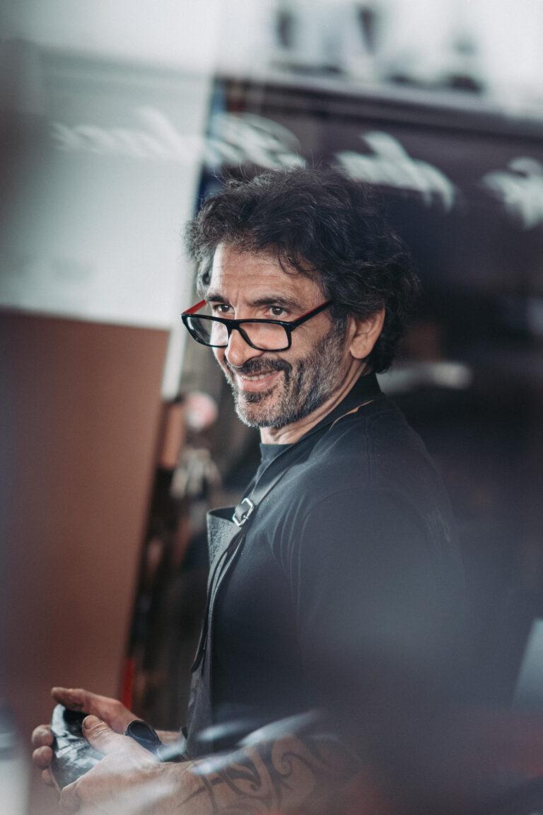 Franck Minassian cordonnier boulogne