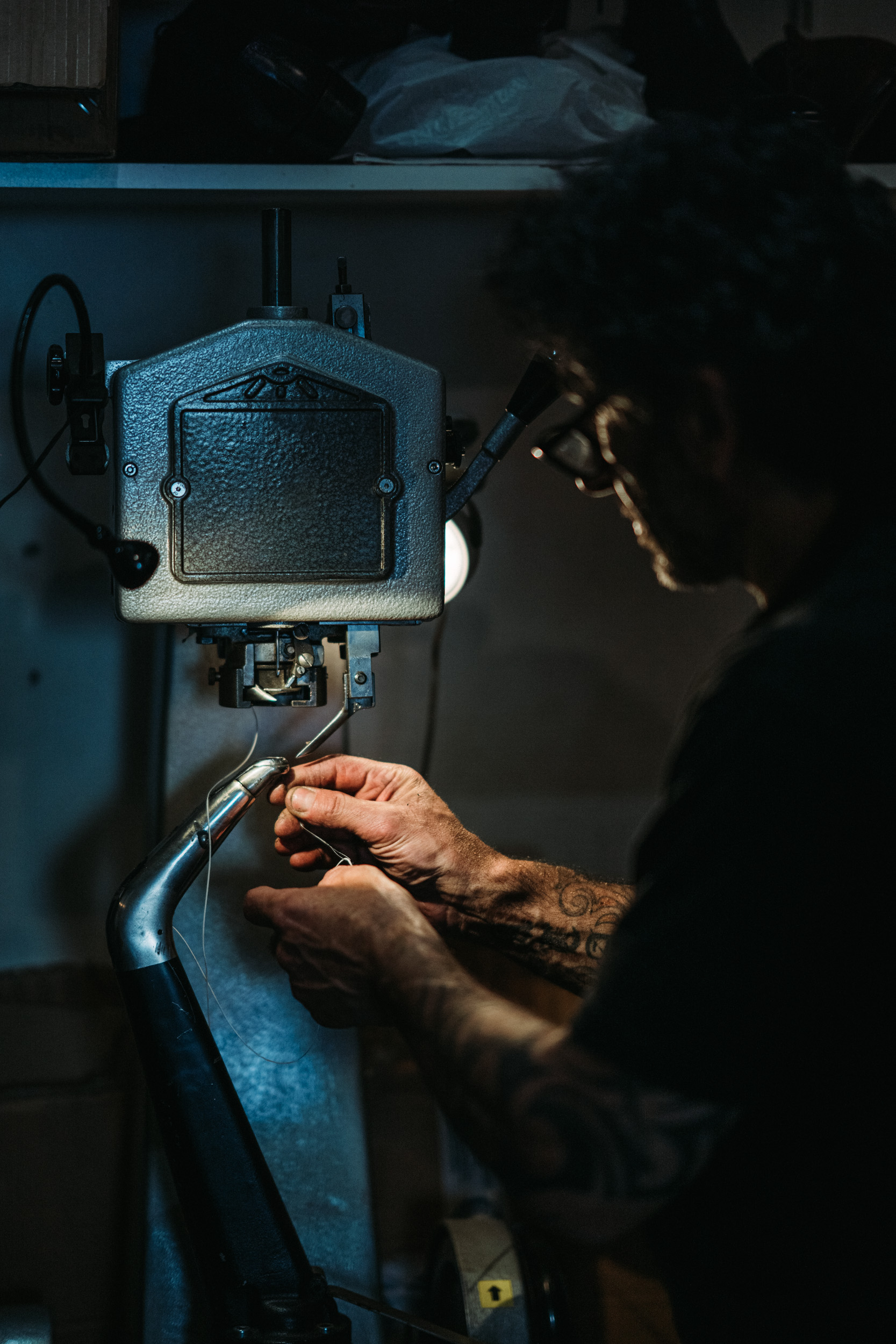 cordonnier couture boulogne minassian