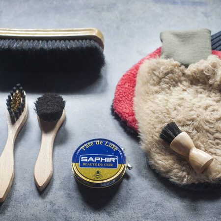 brosse chaussures cordonnier minassian boulogne